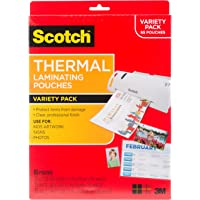 3M 65 Variety-Thermal Pouches Laminator (TP-8000-VP)