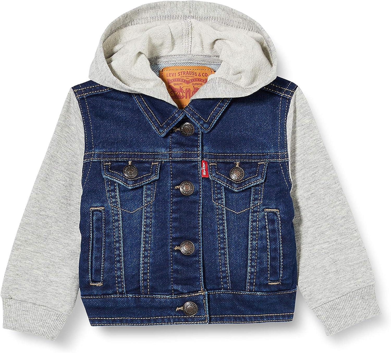 Levi's Kids Cazadora vaquera para Bebé-Niños - Lvn Indigo Jacket