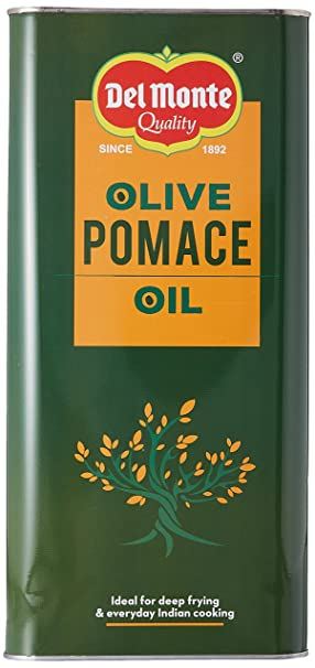 Del Monte Olive Pomace Oil 5l Amazon Grocery Gourmet Foods