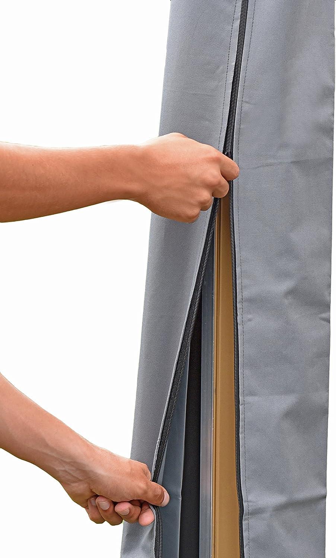 passend f/ür alle g/ängigen Modelle Rei/ßverschluss auf ganzer L/änge! Xenoria Premium W/äschespinnen Schutzh/ülle