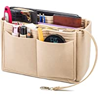 Purse Organizer Insert, Felt Bag Organizer, Fits LV Speedy, Neverfull, Longchamp