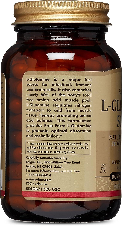 l glutamin dysbiosis