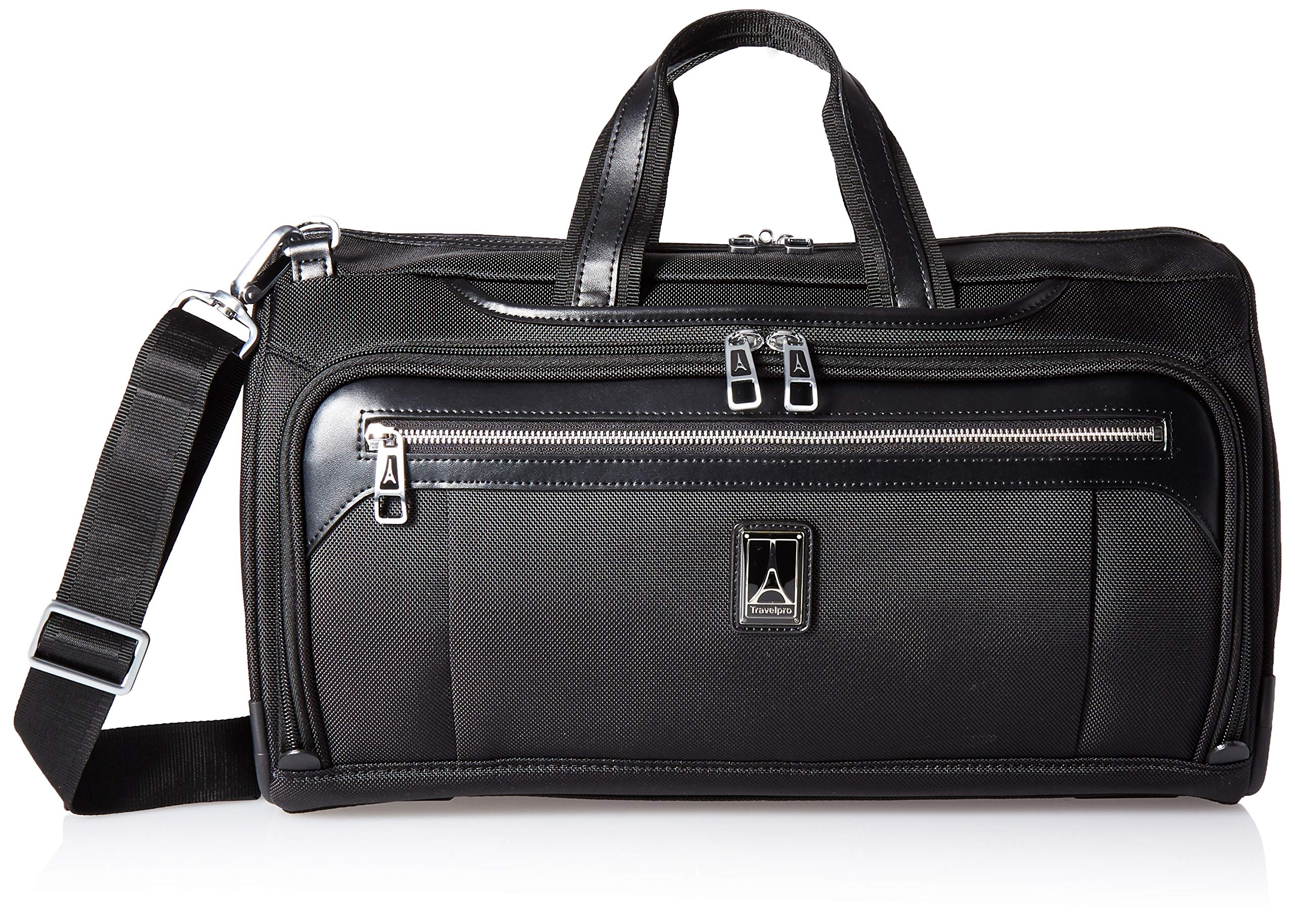 Travelpro Luggage Platinum Elite 18'' Carry-on Regional Duffel Bag, Shadow Black, One Size