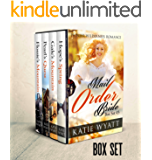 Mail Order Bride: Box Set #3: Inspirational Historical Western (Pioneer Wilderness Romance Box Set Series)