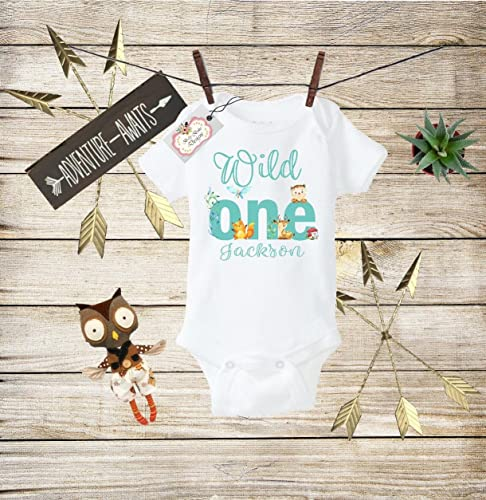 4f3ac5026 Wild One Boho Baby Clothes First Birthday Bodysuit Personalized Baby Boho  Outfit Boho Baby Outfit First Birthday Gift Custom Infant Bodysuit Baby  Boho ...