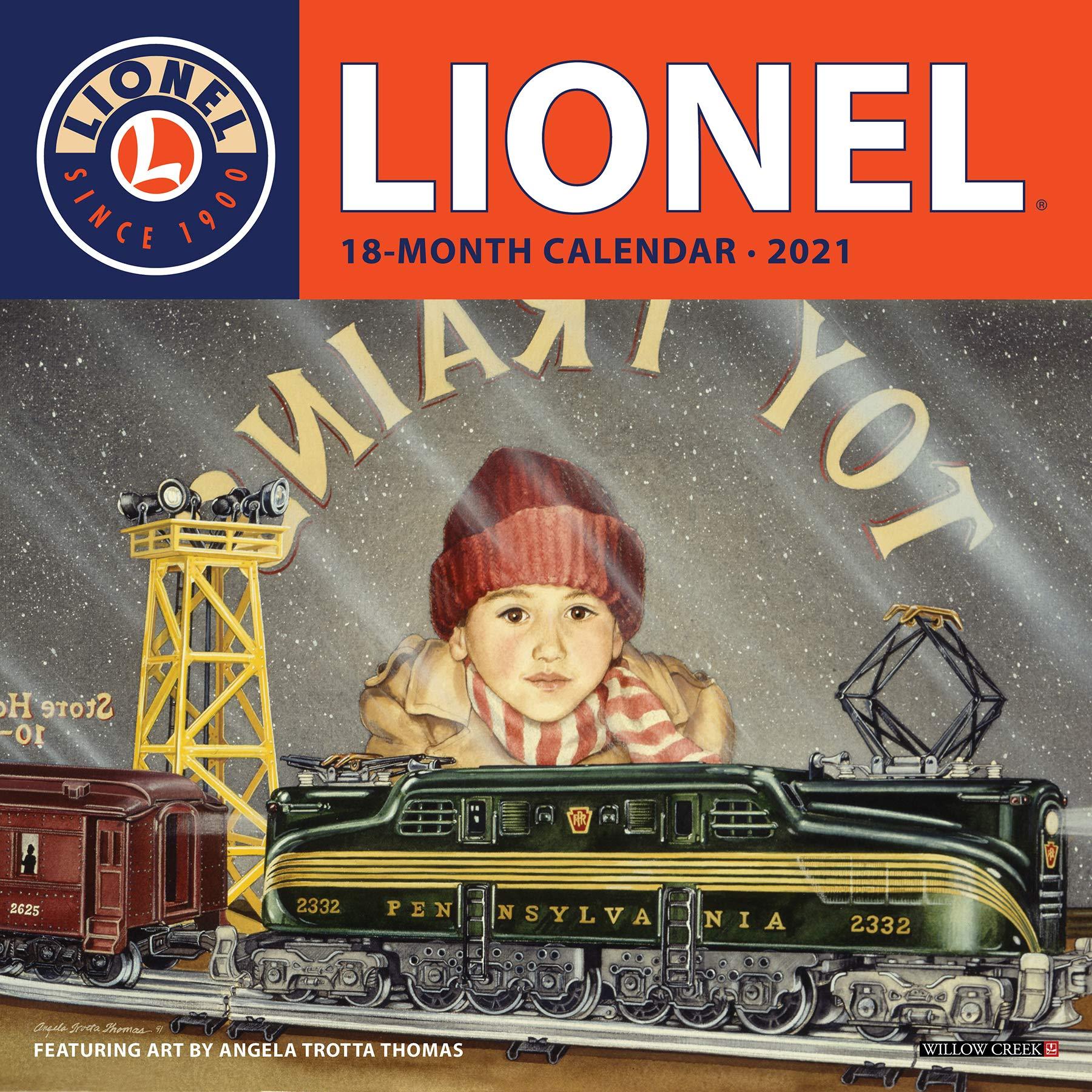 Photos of Train Calendar 2021