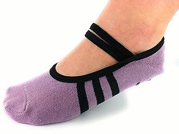 Calcetines para mujer muy cómodos con función de masaje, antideslizantes. wewee ABS Calcetines son