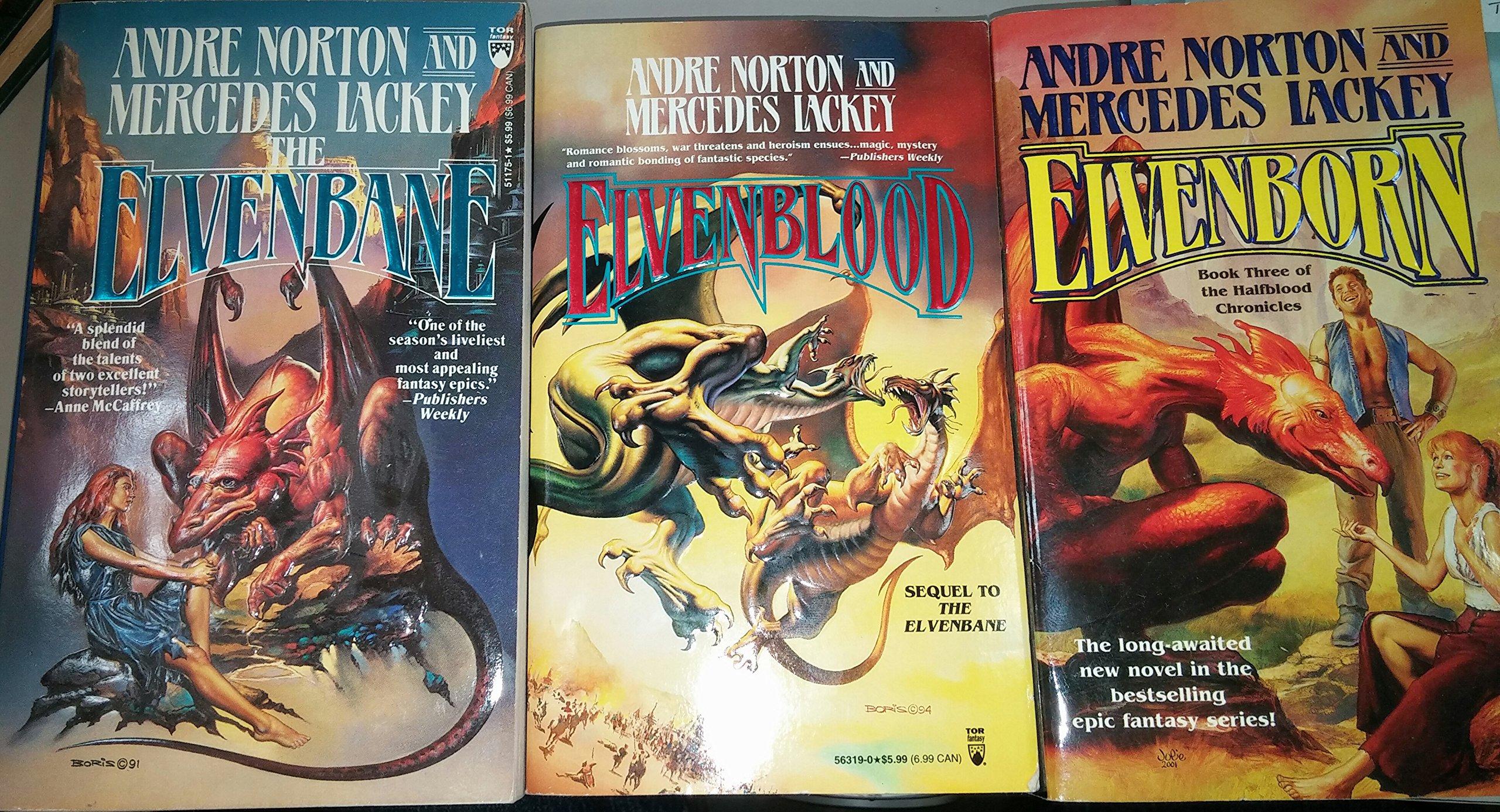 Download Elvenborn (Halfblood Chronicles, Book Three) pdf
