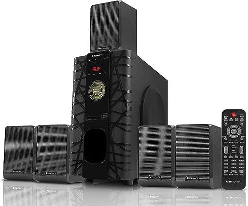 6. Zebronics BT6590RUCF 5.1 Channel Bluetooth Speaker