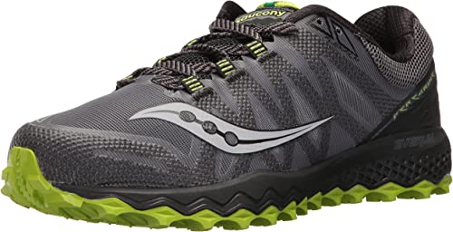 saucony peregrine 7 running shoes size chart
