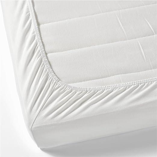 "White extra profonde 16/"" drap housse super king size en coton égyptien 500 fils"