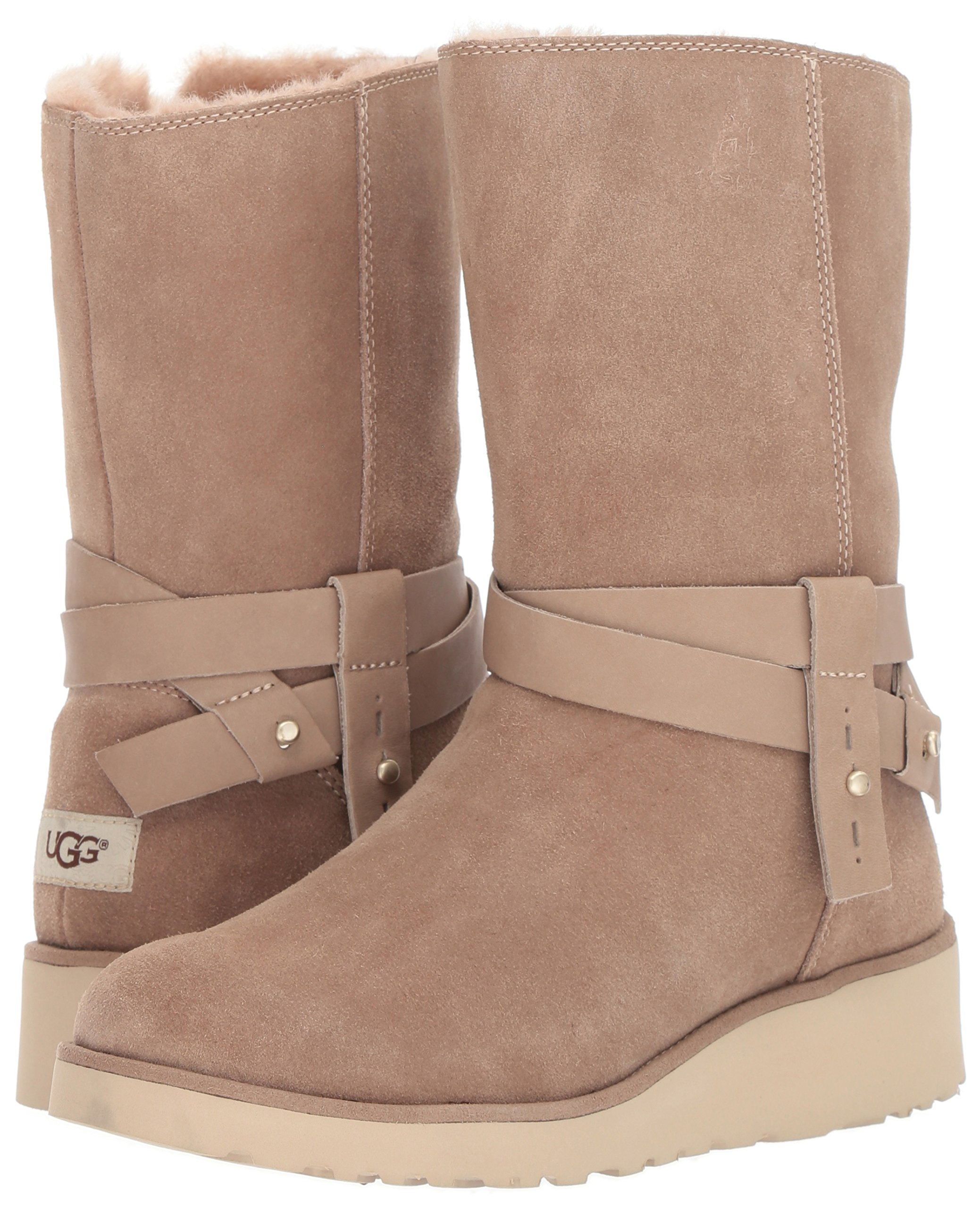 UGG Women's Aysel Winter Boot, Fawn, 7.5 M US by UGG (Image #6)