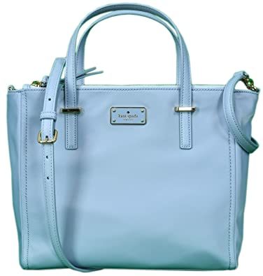 47d18967d2fd Amazon.com  Kate Spade New York Wilson Road Alyse Womens Tote (CLOUDCOVER)   Shoes