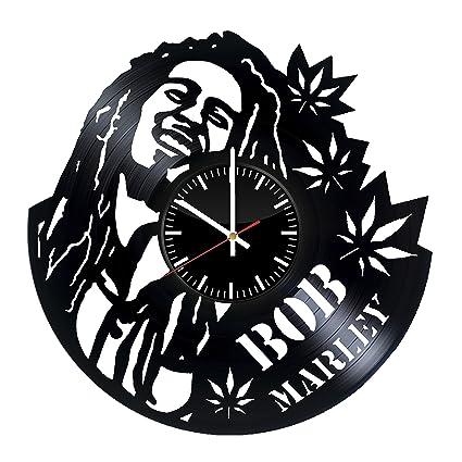 Pulp Fiction Movie Vinyl Record Wall Clock Modern Room Art Gift Idea For Fan