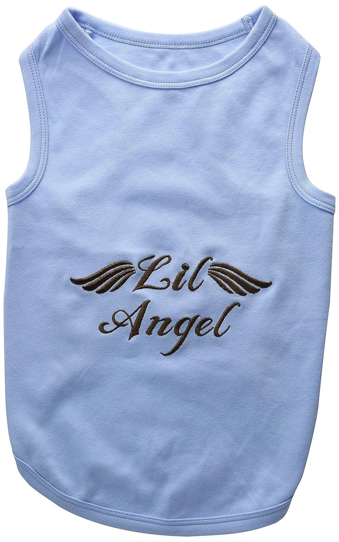 Parisian Pet Lil Angel Dog T-Shirt, XX-Large, bluee