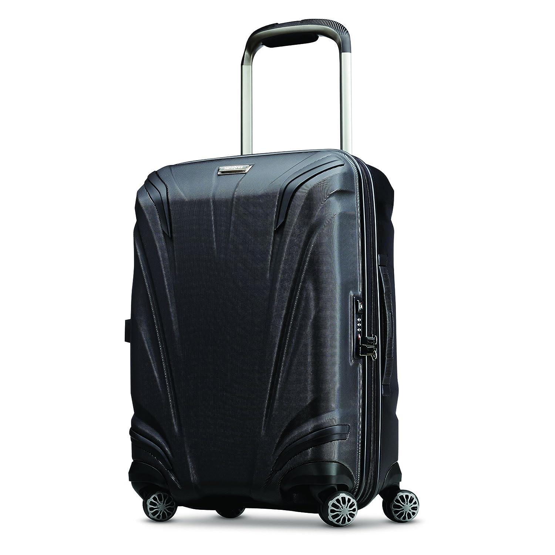 Amazon.com   Samsonite Silhouette Xv Hardside Spinner 21, Black   Suitcases 1af97ecd71