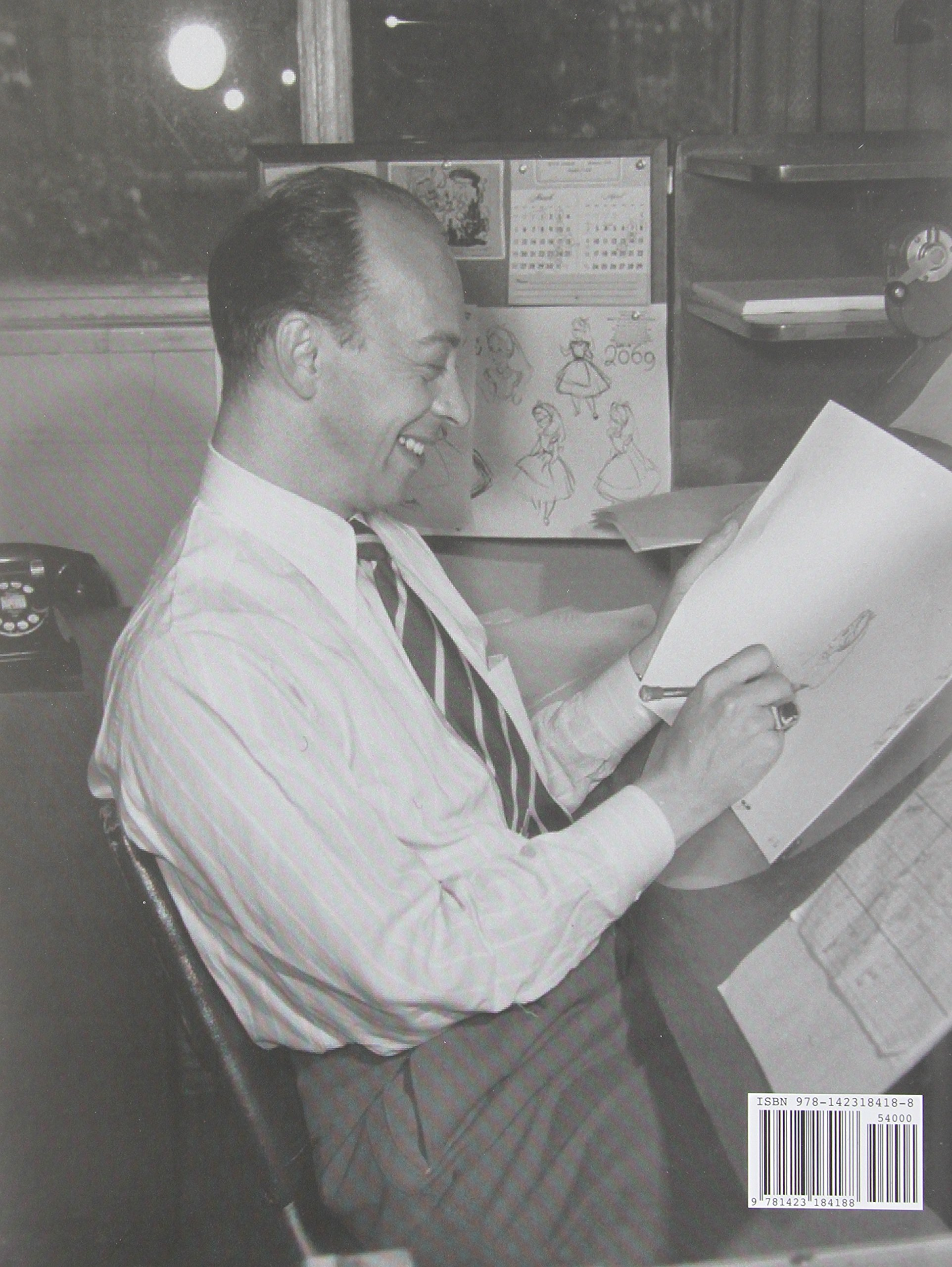 What Walt Disney book is good to read and write a(n) essay about him?