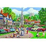 Gibsons Treasure Hunt Jigsaw Puzzle (500-Piece)