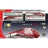 Mehano - T106 - Modélisme Ferroviaire - Coffret De Train - Tgv Thalys
