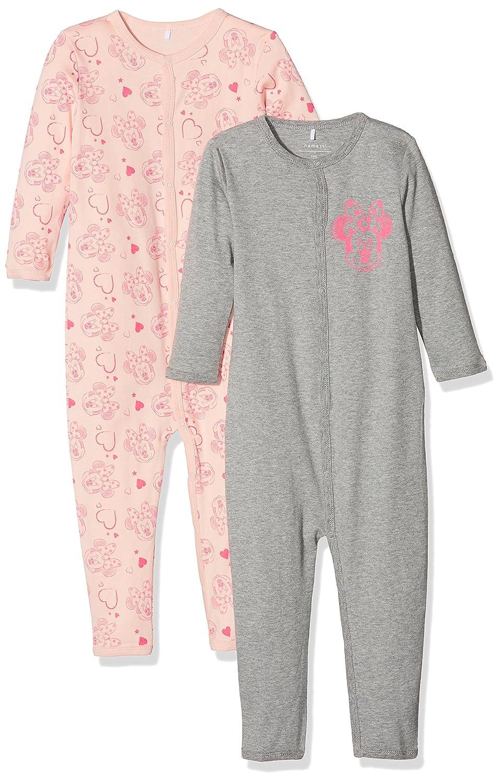 Pack de 2 NAME IT Pijama Beb/é-para Ni/ñas