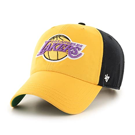 1e617914220 Buy  47 NBA Los Angeles Lakers Flagstaff Clean Up Hat