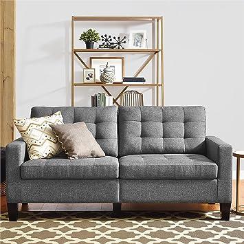 Amazon.com: Diversified Closet Elegant Modern Living Room Sofa ...
