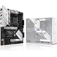 ASUS ROG Strix B550-A Gaming AMD AM4 Zen 3 Ryzen 5000 & 3rd Gen Ryzen ATX Gaming Motherboard (PCIe 4.0, 2.5Gb LAN, BIOS…