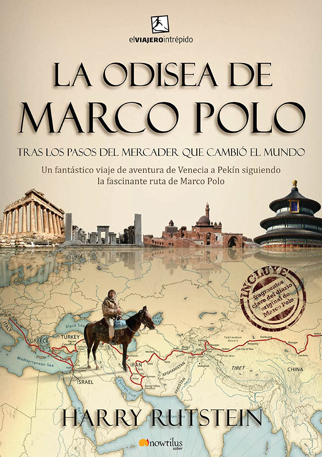 La odisea de Marco Polo eBook: Harry Rutstein: Amazon.es: Tienda ...