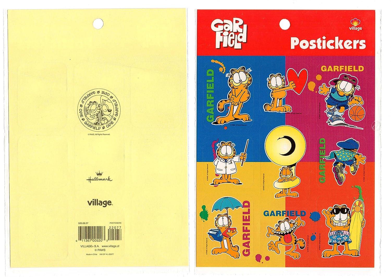 Garfield Stickers Decal VINTAGE