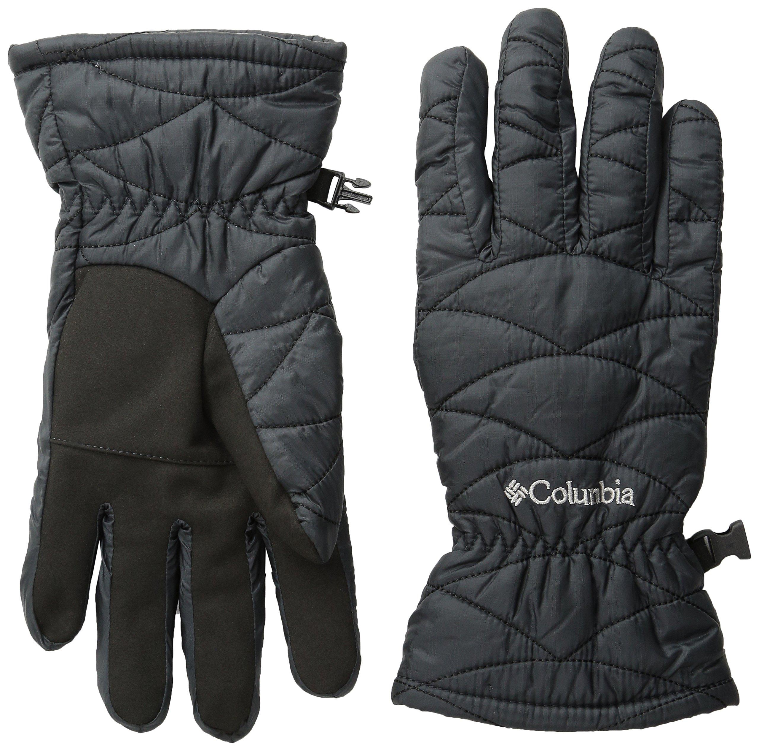 Columbia Women's Mighty Lite Glove, Black, Medium