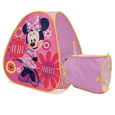 lowest price 3d5aa b8975 Playhut Disney Minnie Mouse Hide About Play Tent Playtent Play Tent