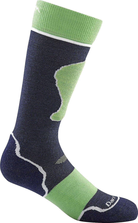 Darn Tough Junior Merino Wool Over-the-Calf Padded Cushion Socks