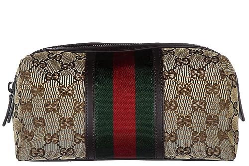 548892691 Gucci neceser de viaje hombres nuevo web gg beige: Amazon.es: Zapatos y  complementos