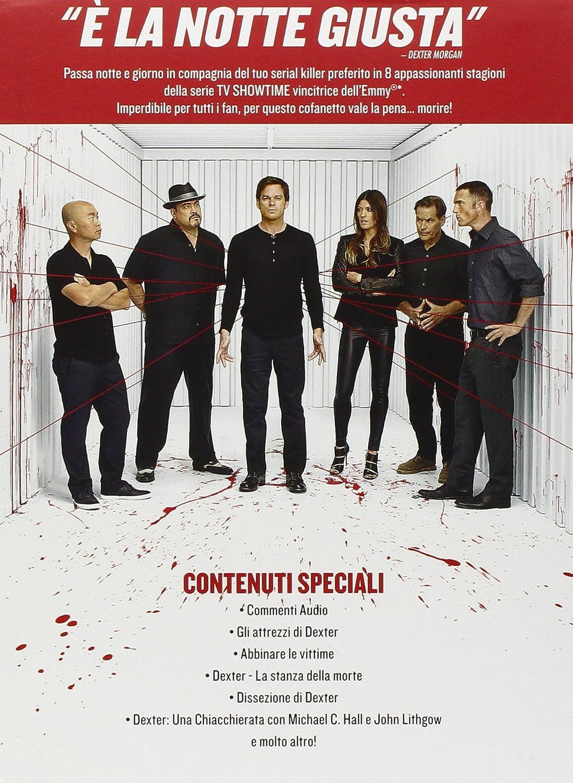 DVD Dexter Cofanetto Stagione Acquista DVD Amazon in 8 it 1 35 W0ga7aqwRc