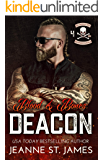 Blood & Bones: Deacon (Blood Fury MC Book 4)