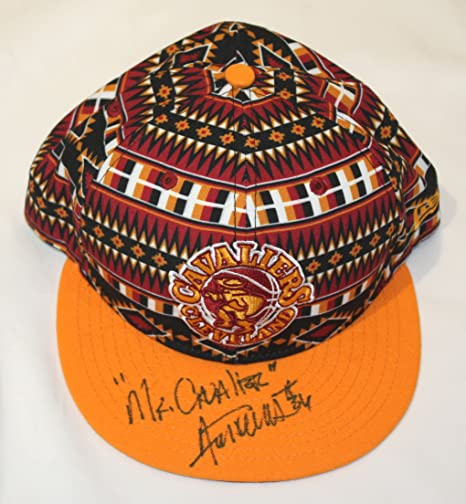 sneakers for cheap 5e503 6684d Austin Carr Mr. Cavalier Cleveland Cavaliers Cavs ...