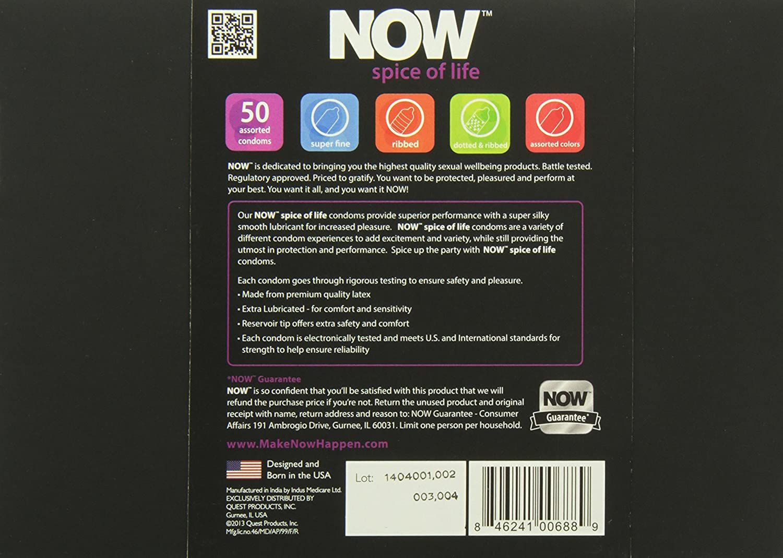 Viva condoms: comfort, reliability, availability 55