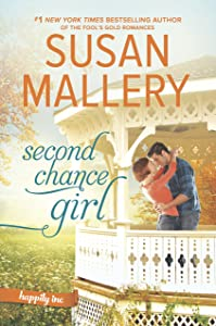 Giveaway: Second Chance Girl (Happily Inc)