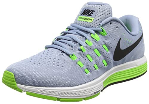 b1a52f4eb8232 Nike Men s Vomero 11 Running Shoes Grey Green 818099 403 Size 7  Amazon.ca   Shoes   Handbags