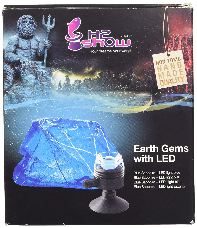Hydor H2Show Earth Gem bluee Sapphire bluee LED