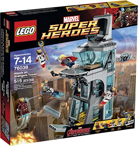 Details about  /Lego minifigure Marvel Super Heroes Avengers Thor 76030 76038 minifig T2