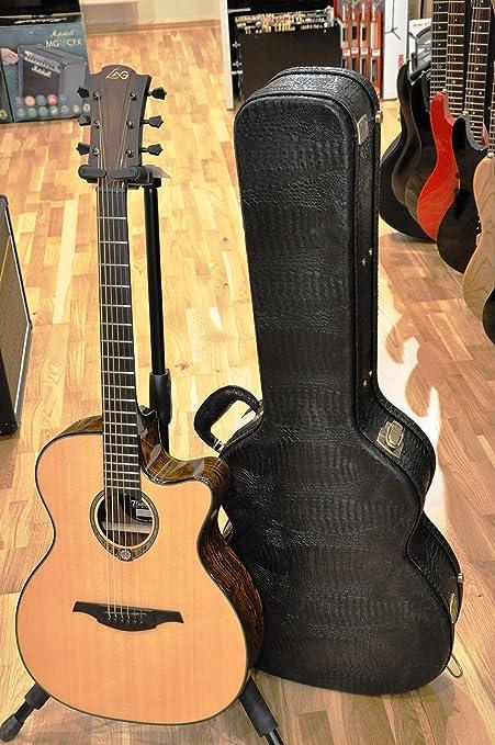 Guitarras Electro acústicos LAG TSE-701ACE TRAMONTANE SNAKEWOOD ...