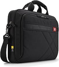 Case Logic DLC-115 15.6-Inch Laptop and Tablet Briefcase (Black)
