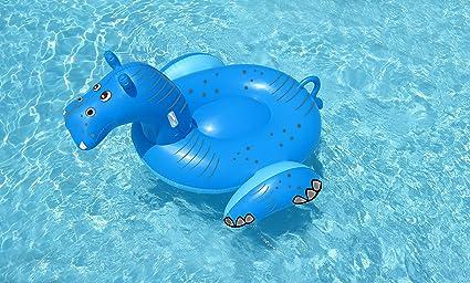 Amazon.com: Swimline Giant Hippo Pool Float: Toys & Games