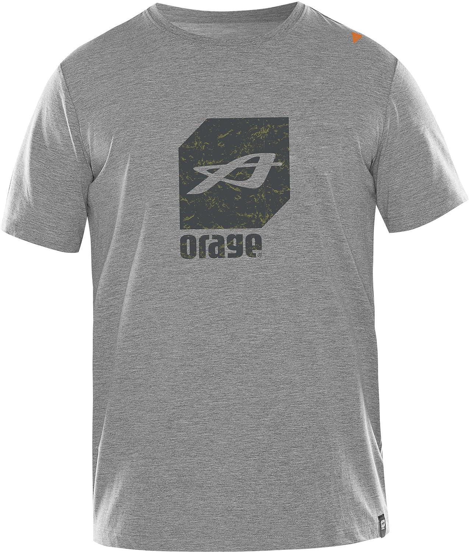 Orage Mens Rock Tee Orage Mtn Dewds Distribution