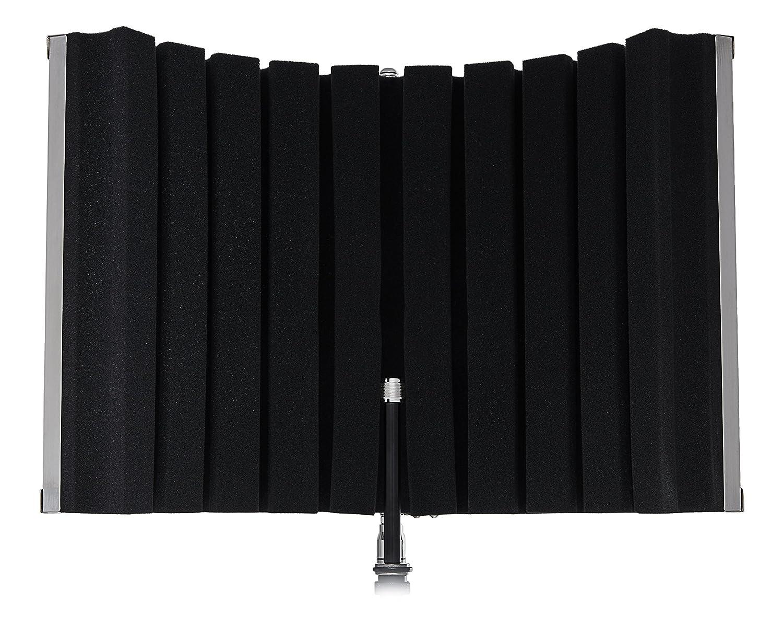 Marantz Professional Sound Shield Compact Filtre de Réflexion Pliant, Compact et Portable pour Microphone et Enregistrement Studio Nomade inMusic Europe Limited