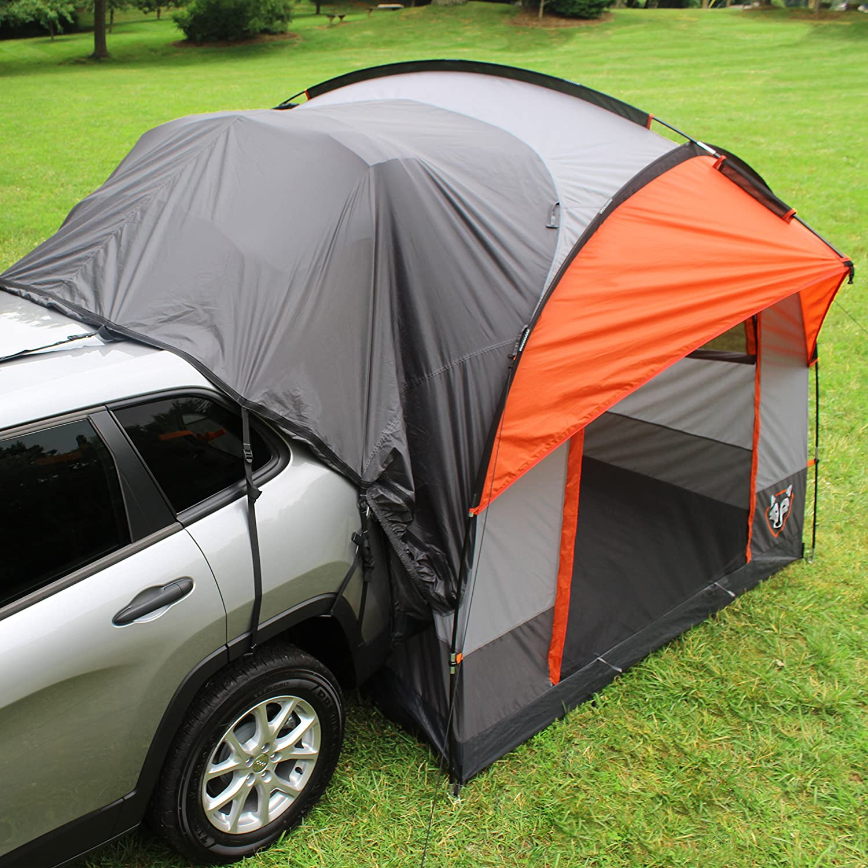 & Rightline Gear 110907 SUV Tent Orange: Amazon.co.uk: Car u0026 Motorbike