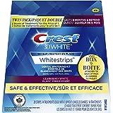Crest Whitestrips BOGO Pack, 2 Boxes of Glamorous Teeth Whitening Kit for the Price of 1