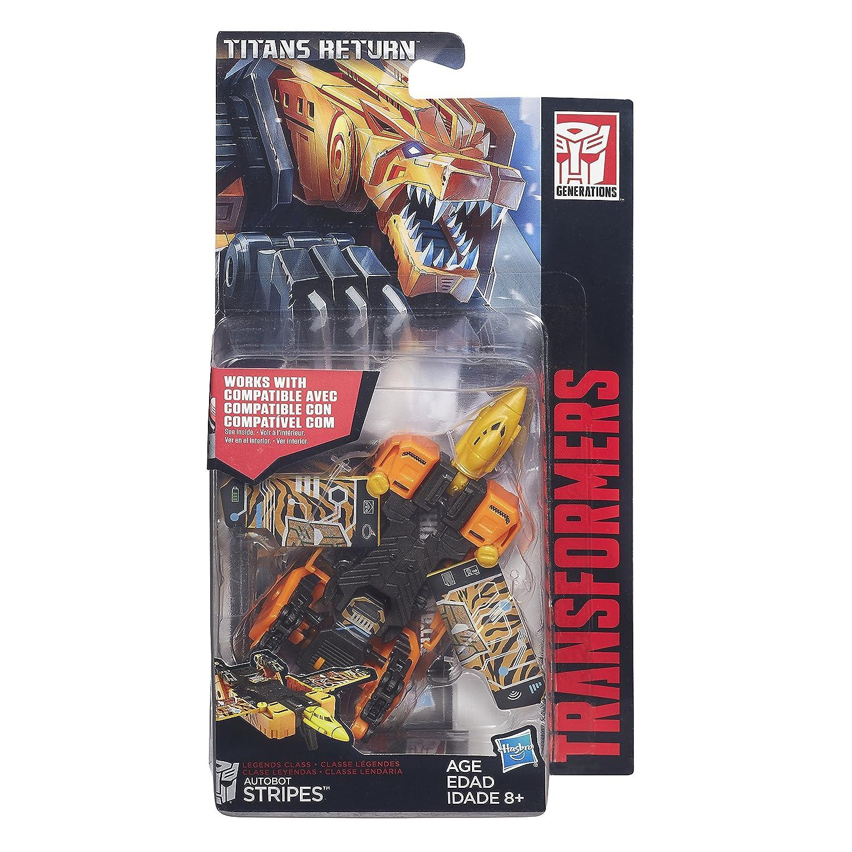 Transformers Generations Titans Return Legends Class Autobot Stripes Hasbro B5610