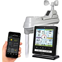 AcuRite 5-in-1 Weather Station with PC Connect for Remote Monitoring